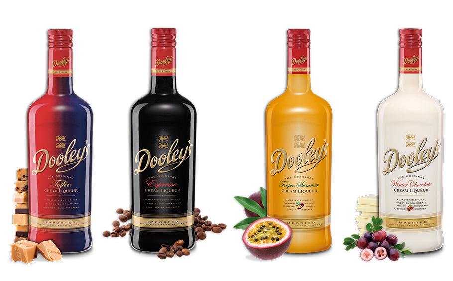 Dooley´s Original Cream liqueurs - Behn - world of unique brands