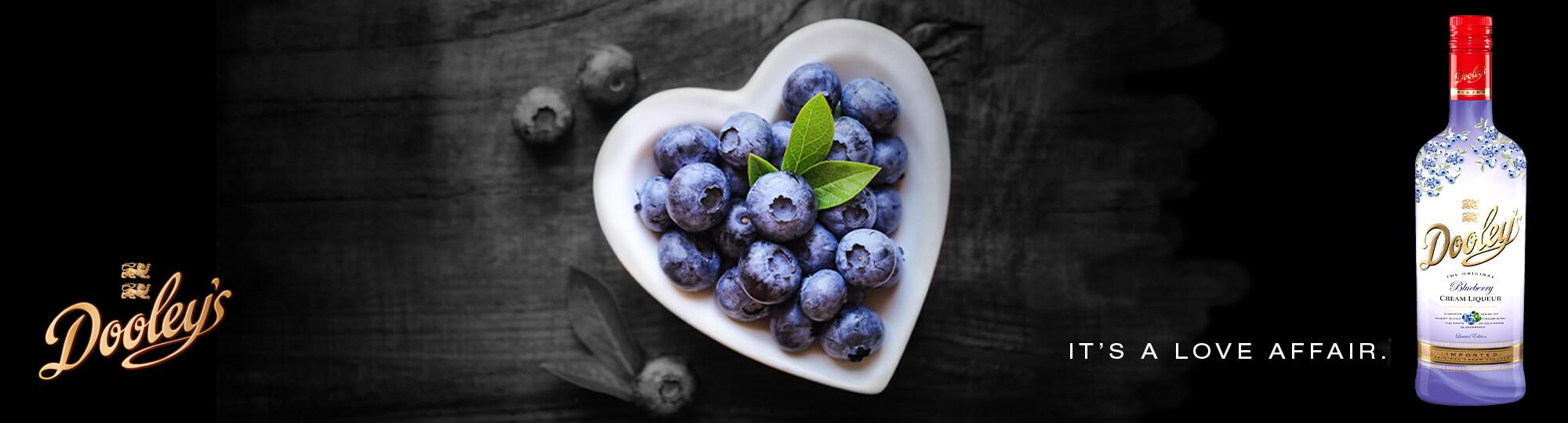 Dooleys Blueberry