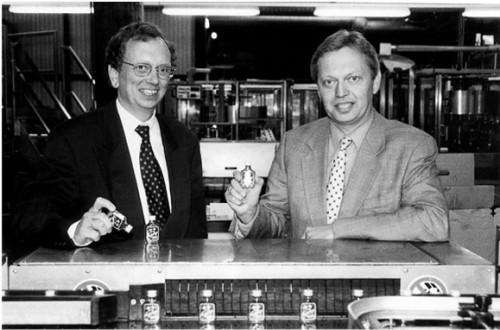 Rüdiger und Waldemar Behn 1994