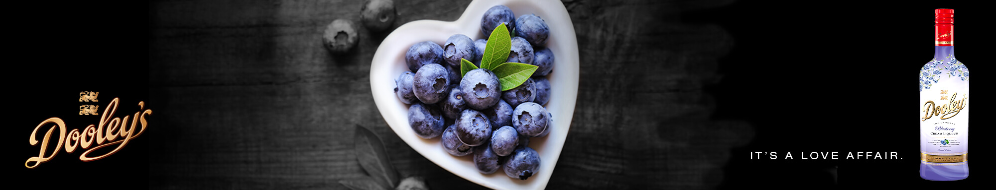 Dooleys Toffee Blueberry