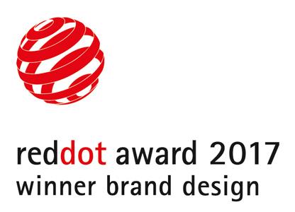 DANZKA reddot award 2017 winner brand design
