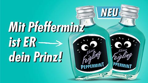 Neu von KLEINER FEIGLING: Peppermint