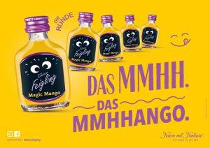 KLEINER FEIGLING: Das MMHH. Das Mmhhango.