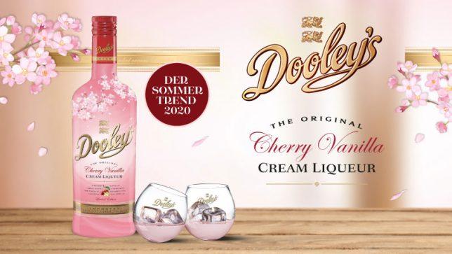 Dooley's Cherry Vanilla - der Sommer Trend 2020