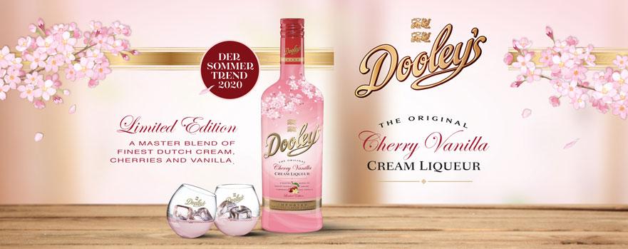 Dooley's Cherry Vanilla