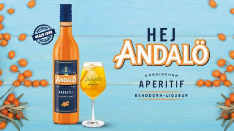 Andalö: neuer Look