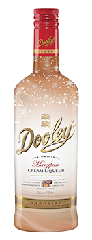 Dooley's Marzipan Flasche